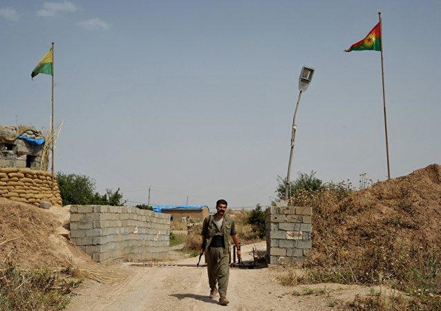 俄罗斯将协助落实土叙有关打击库尔德工人党的协议