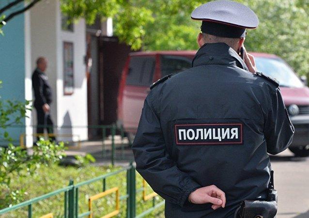莫斯科24小时内因炸弹威胁电话疏散3千人