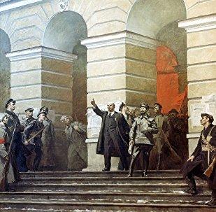 世界共產黨領袖們認為十月革命的成果至今仍然重要