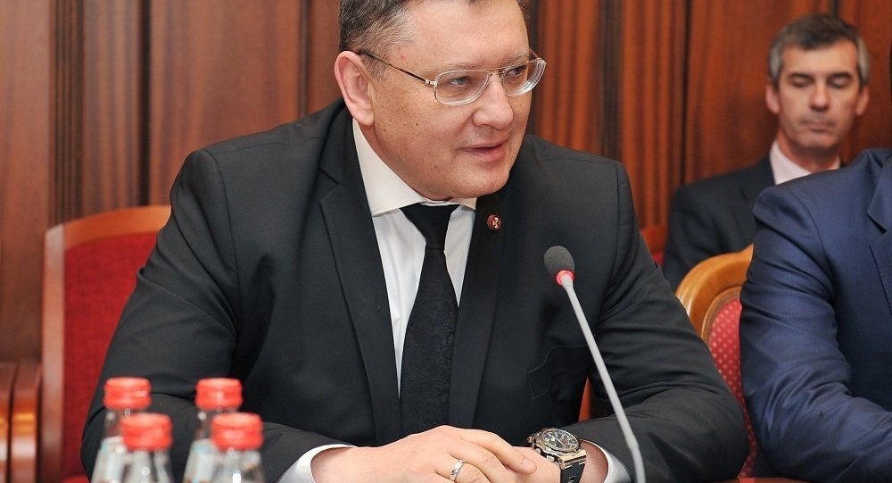 俄羅斯內務部副部長祖博夫