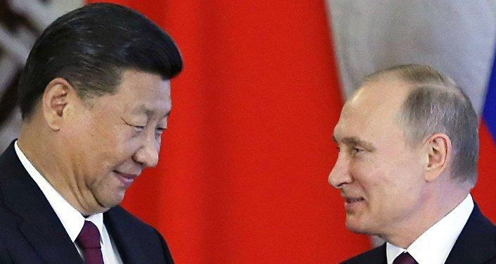 俄专家:普京在2018年大选获胜将对俄中关系带来积极影响
