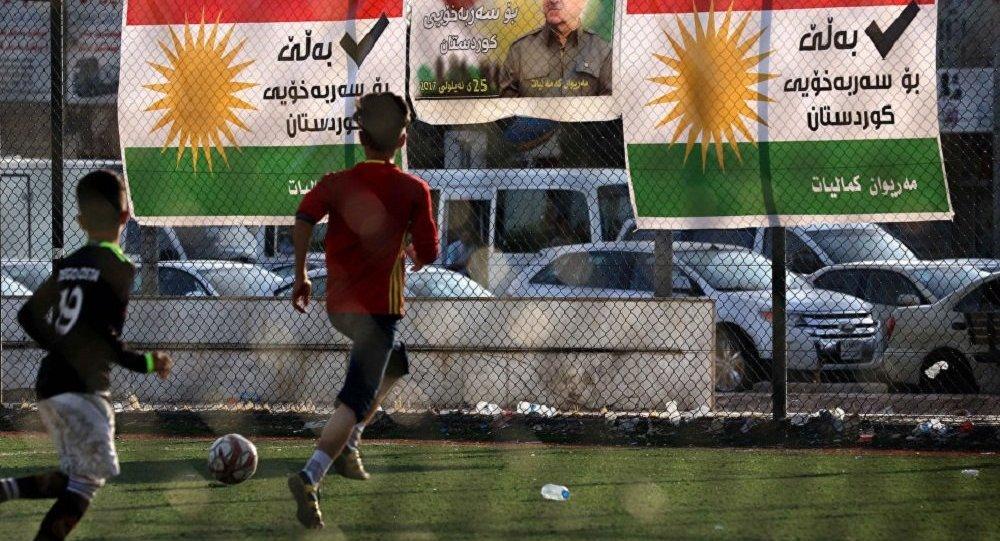 西方建议伊拉克库区推迟举行独立公投的时间