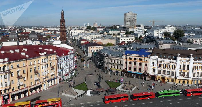 俄鞑靼斯坦将加强与中国的经贸合作