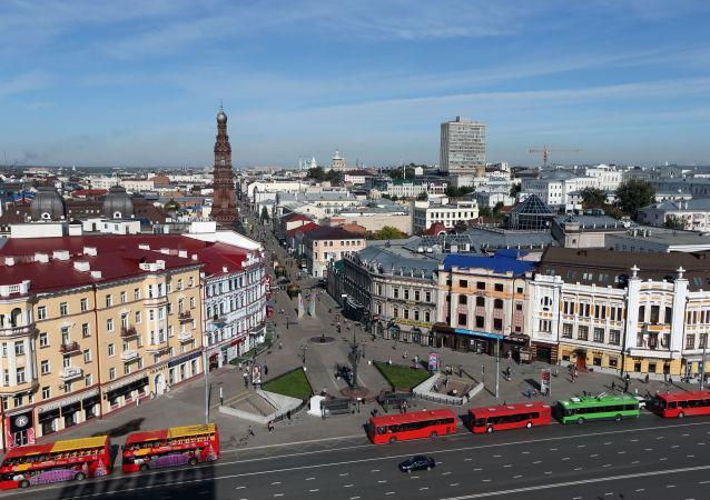 俄韃靼斯坦將加強與中國的經貿合作