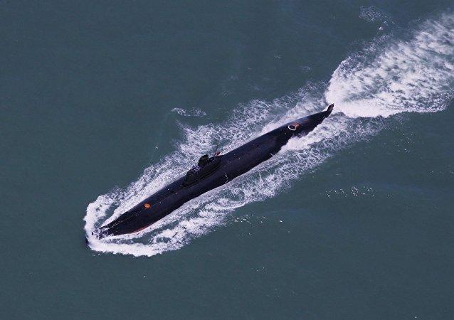 中国正在研发人工智能潜艇