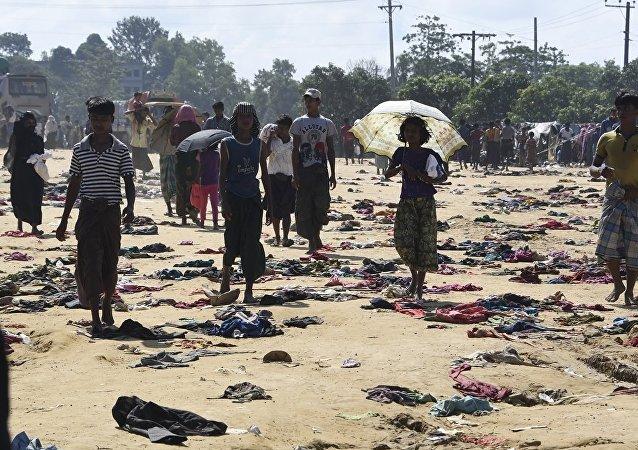 罗兴亚人难民