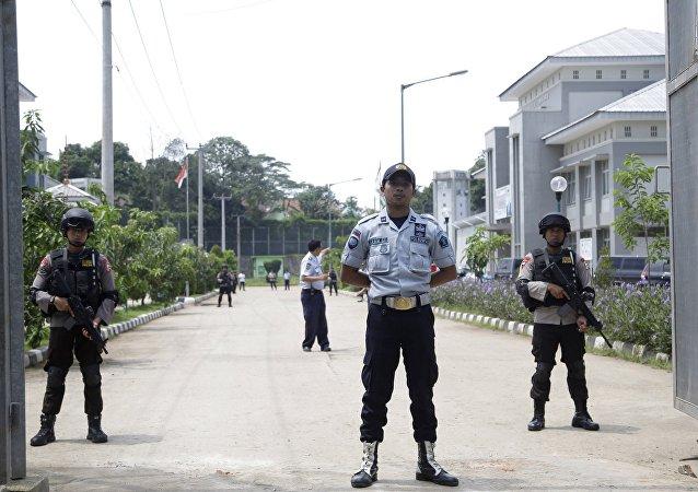 印尼一名恐怖分子蓄谋袭击总统被捕
