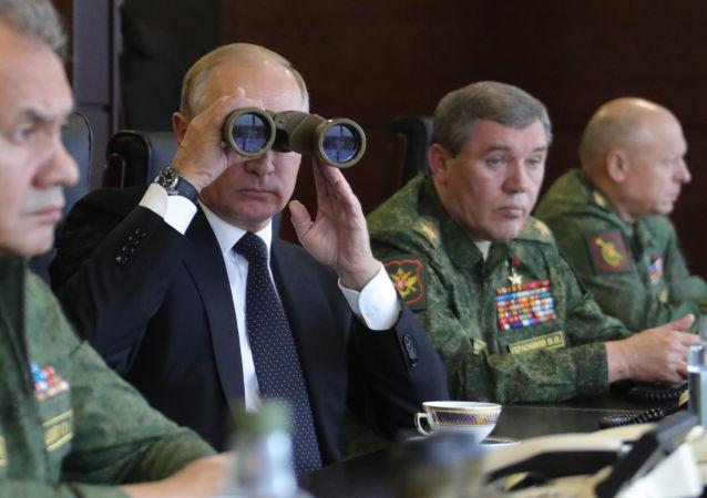 俄議員:普京曾親自參與領導空天軍駐敘部隊