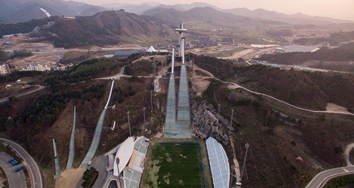 韓國平昌冬奧會處於朝鮮領導人金正恩的瞄准之下