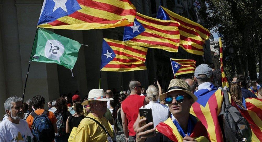 加泰罗尼亚独立公投彻底失败