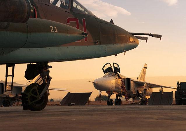 俄空天军飞机