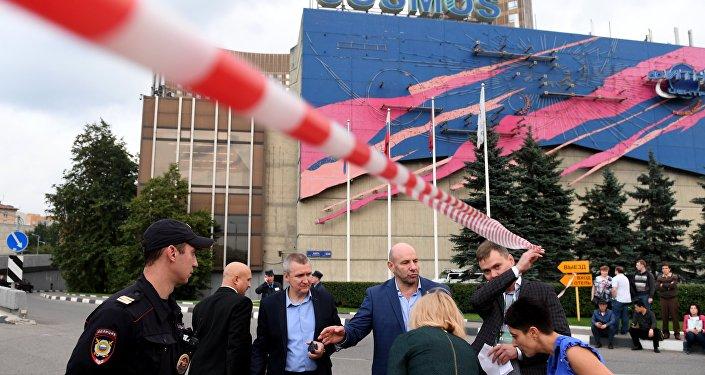 俄紧急情况部将炸弹威胁电话浪潮视为头等大事