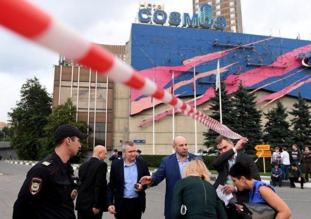 俄罗斯已因虚假炸弹威胁电话累计疏散96万多人
