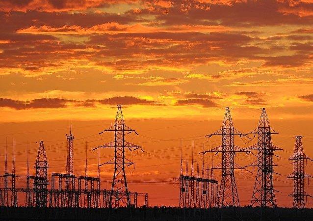 俄能源部:因变电站发生事故 萨哈林居民几乎全部停电