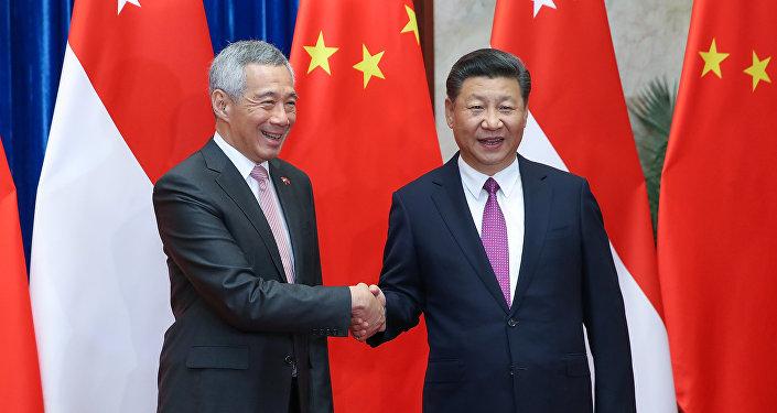 中國和新加坡走出南海問題陰影