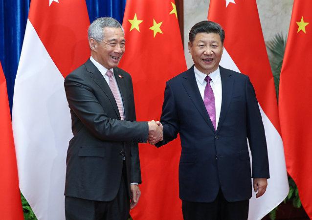 中国和新加坡走出南海问题阴影