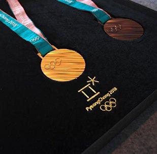 2018年平昌冬奥会奖牌揭晓