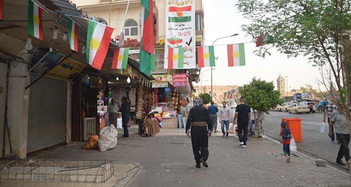 伊拉克库尔德斯坦