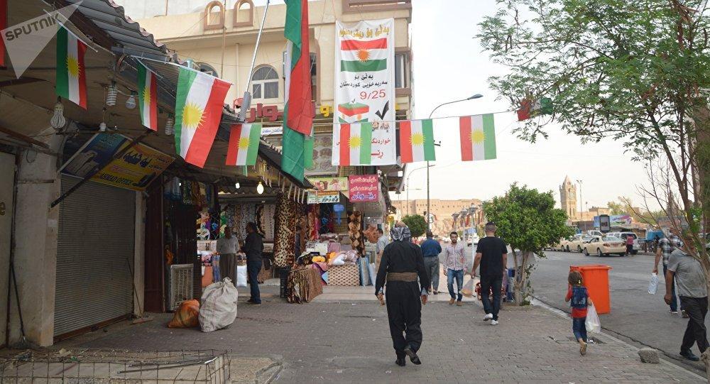 土外交部呼吁本国民众离开伊拉克库区