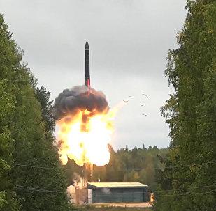 俄羅斯成功試射「亞爾斯RS-24」洲際彈道導彈
