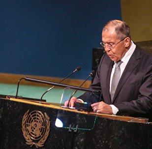俄外长与古特雷斯讨论联合国改革和国际问题
