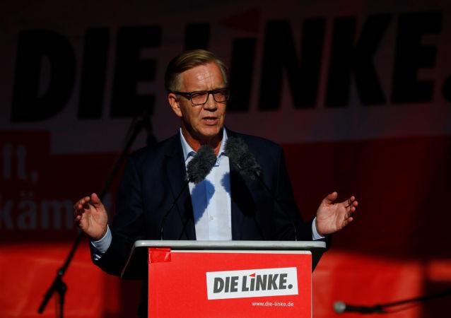 德国联邦议院左翼党团主席巴尔迟