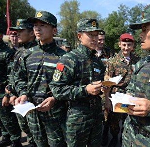 中国武警部队