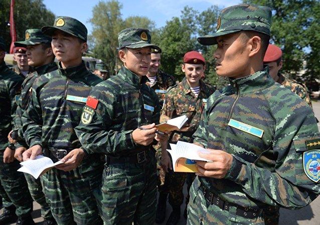 中國武警部隊