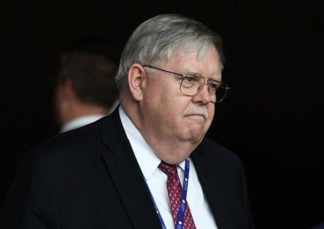 美国驻俄罗斯大使约翰·特福特