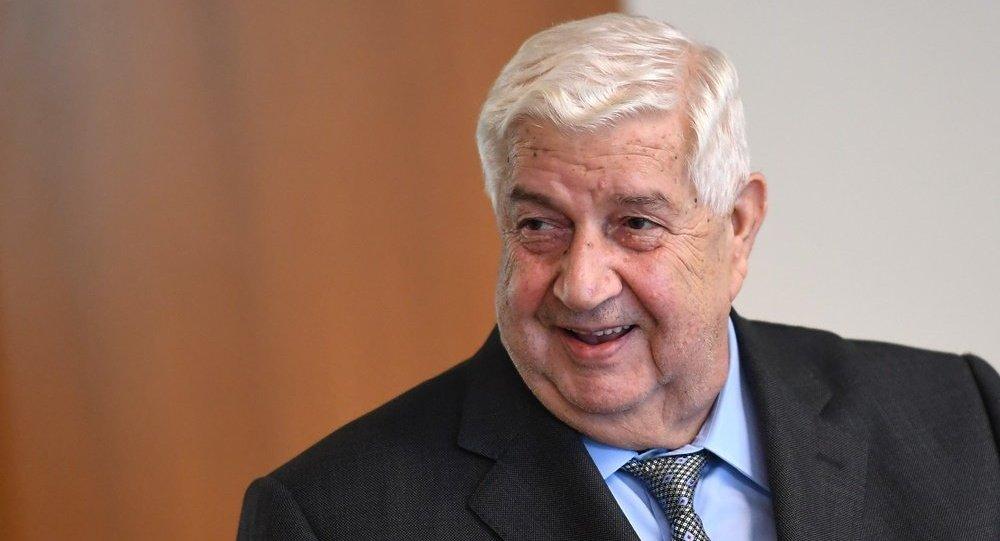 叙利亚外长
