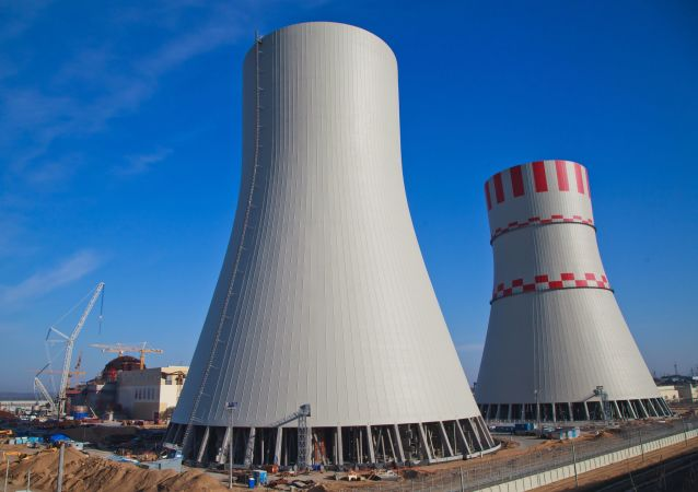 新沃羅涅日核电站
