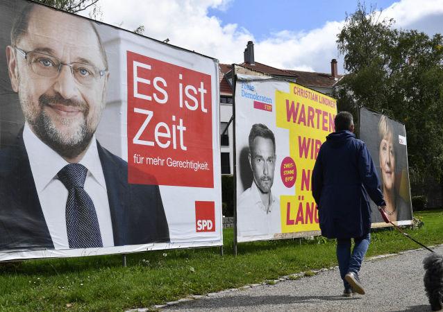 专家:德国严重难民危机促使右翼民粹主义者在选举中成功