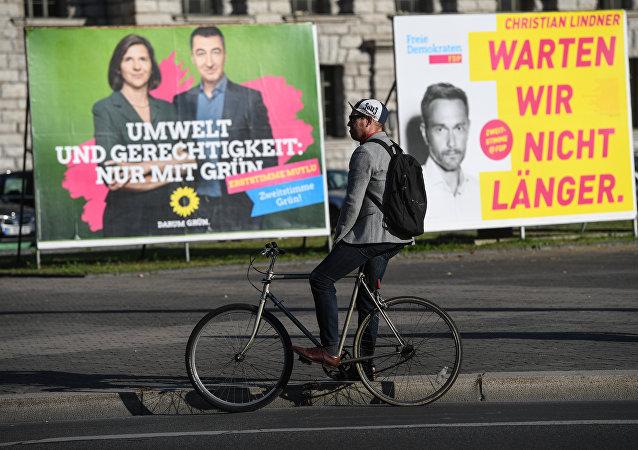 专家:联邦议院选举不会影响德国对俄罗斯的政策