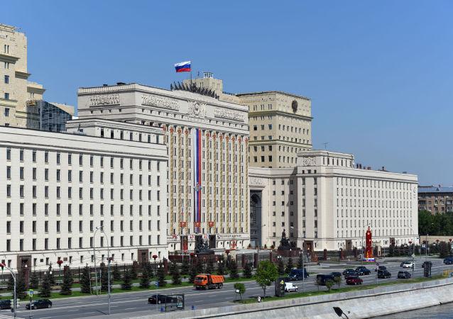 俄国防部:至今未就叙境内IS控制地区的美军存在获得美方解释