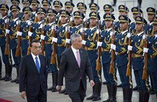 新加坡会放弃与台湾军事合作吗?