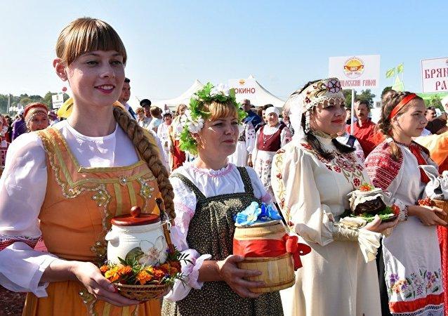 俄羅斯文化
