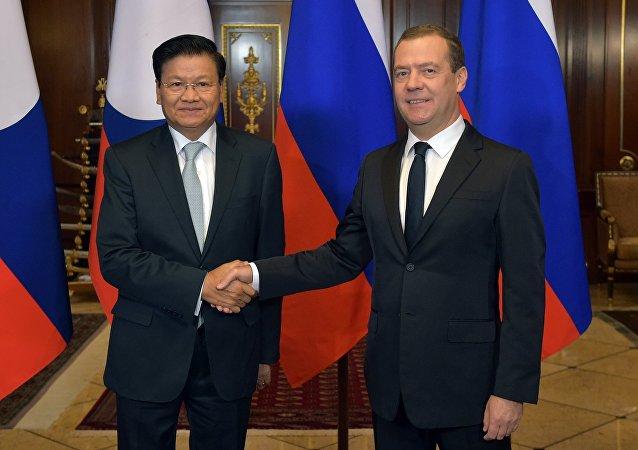 老挝总理认为俄罗斯是该国紧密战略伙伴