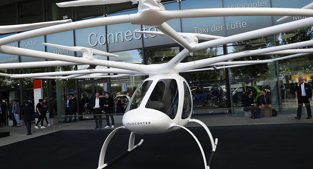 俄纳米技术集团执董会主席预测3-5年后会发生交通革命