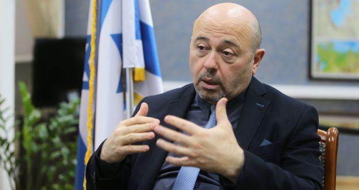 以色列駐俄大使:以無意介入敘局勢