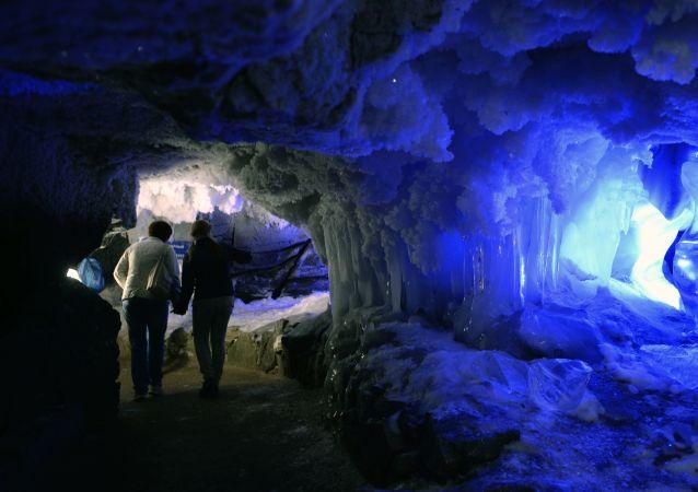 莫斯科紅場旁將現全年開放冰穴