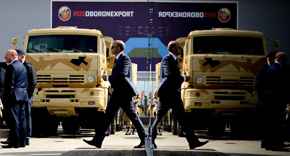俄方5-7年间将向国际市场推出50款新型武器