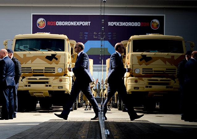 俄国防出口公司2001年至今已向亚非拉美出售超过1.8万辆汽车