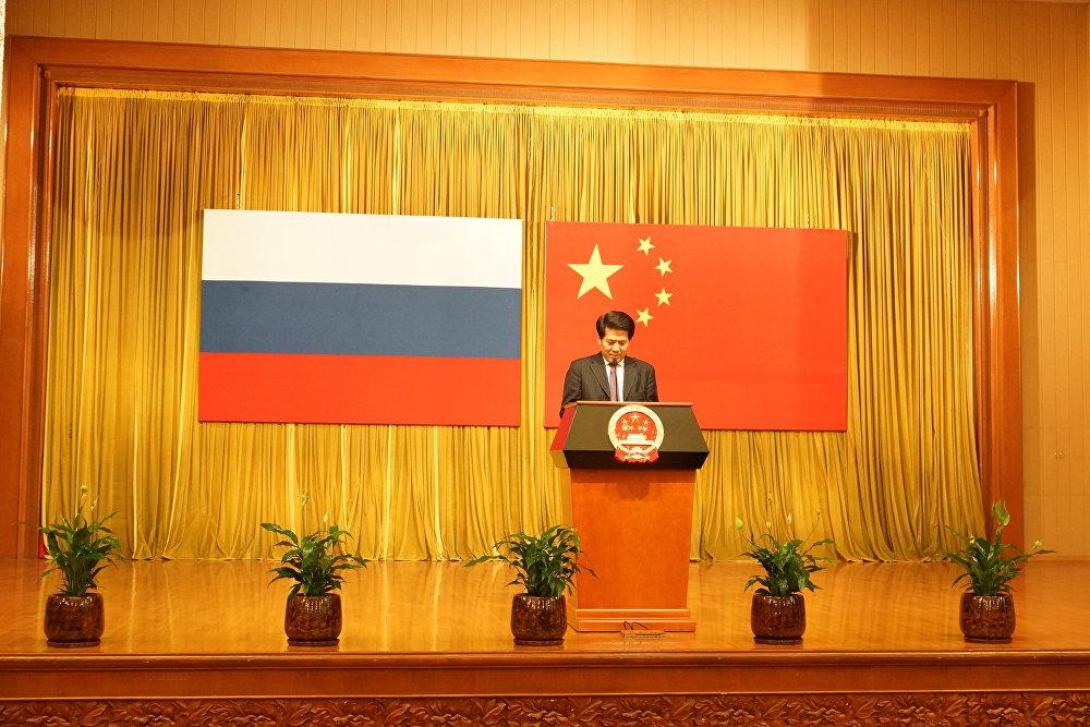 中国驻俄大使李辉