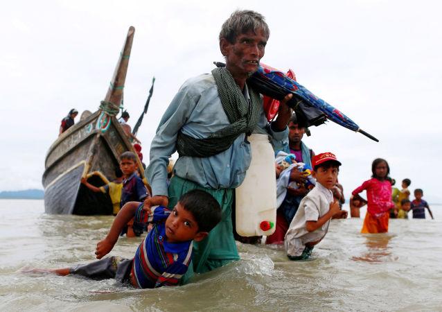 罗兴亚难民
