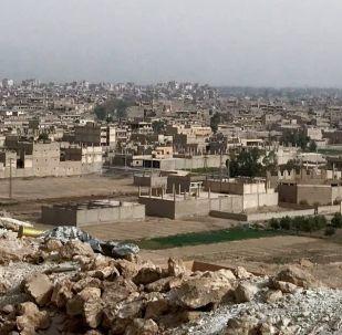 「美國軍事代表團」區域內的伊斯蘭國組織恐怖分子襲擊了敘利亞政府軍