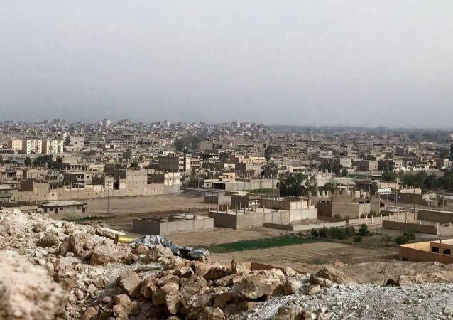 媒体:美国联盟在叙利亚使用白磷进行空袭