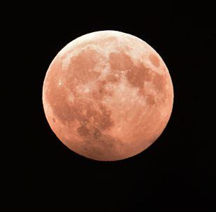 科学家们发现月球表面遍布水资源