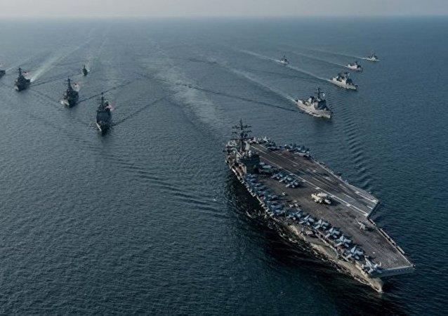 韩国总统希望尽快将美军手中的战时战术指挥权移交给首尔
