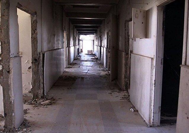 叙利亚近半数医疗基础设施因战乱被毁