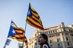 加泰罗尼亚自治区主席称若马德里不开启对话将宣布独立